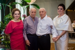 Norma, Humberto, Adauto e Silvana Bezerra