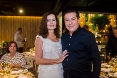 Rossana e Ruy Câmara