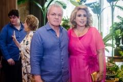 Rui e Ana Flávia Carvalho