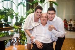 Silvana, Adauto e Artur Bezerra