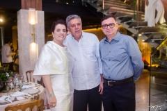 Silvana Bezerra, Baldo Neves e Antônio Barroso