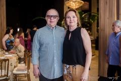 Wilson e Angela Mourão