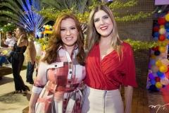 Aline Barroso E Carla Pereira