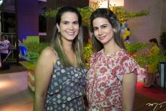 Bruna Montenegro E Mariana Magalhães