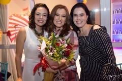 Carolina Martins, Aline Barroso E Lissa Pontes