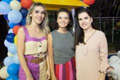 Lívia Arruda, Adriana Aragão E Cláudia Feitosa