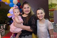 Letícia, Paula E Natasha Aguiar