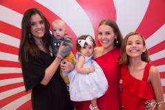 Lissa E Jonatas Pequeno, Maria, Rafaela E Letícia Resende