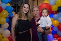 Luiza Caminha, Wilmar E Matheus Ferreira