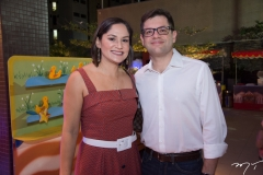 Melissa E Thiago Pádua