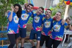 Sofia Garcia, Matheus Marques, Jackson Teixeira, Lucas Fernandes E Tarcila Alfeio