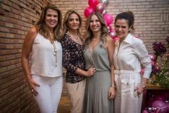 Alexandra Pinto, Michele Aragão, Karmilse Marinho e Niedja Bezerra
