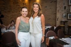 Lilian Porto e Alexandra Pinto