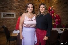 Stefania Coelho e Marluza Mendes