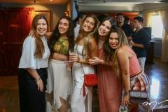 Maria Clara Negrão, Carol Diógenes, Duda Coelho, Marcela Dias Branco e Duda Gadelha