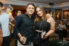 Sérgio Macedo e Sophia Guilhon