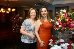 Tania Teixeira e Suyane Dias Branco