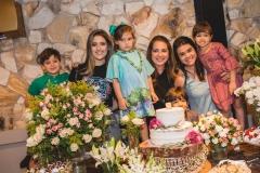 Aniversário de Márcia Andréa