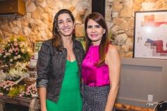 Catarina Cavalcante e Lorena Pouchain