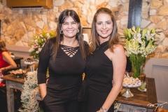 Denise Pinheiro e Márcia Andréa
