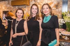 Olga Holanda, Márcia Andréa e Ana Alcantara