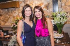 Liliana Farias e Lorena Pouchain