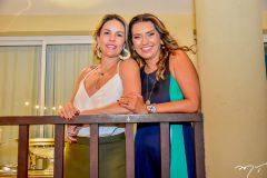 Aline Rios e Marcia Travessoni