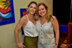 Aline e Natecia Rios