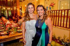 Ana Luiza Pincanso e Marcia Travessoni