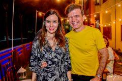 Luciana e Waldonys Menezes