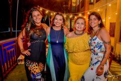 Talita e Marcia Travessoni, Etel Rios e Lara Travessoni