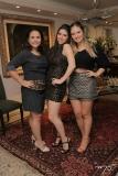 Julie Borges, Maria Eduarda Sales e Leticia Teixeira