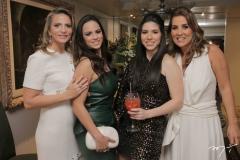 Michelle e Bianca Aragão, Maria Eduarda e Ana Vládia Sales