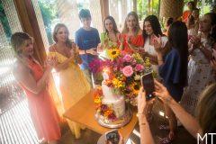 Aniversario de Michelle Aragão