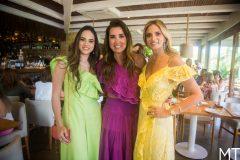 Bianca Aragão, Ana Vladia Sales e Michelle Aragão