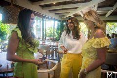 Bianca Aragão, Márcia Travessoni e Michelle Aragão