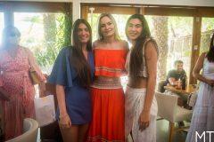 Carol, Bia e Bruna Aragão