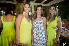 Carol Pincanso, Raquel Petroni e Aline Vasques
