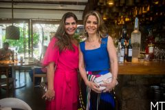 Janice Lins  e Carla Nogueira