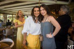 Márcia Travessoni e Marcela Dias Branco