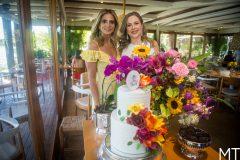 Michelle Aragão e Suyane Dias Branco