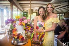 Niedja Bezerra e Michelle Aragão