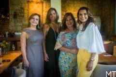 Roberta Ari, Nara Amaral, Martinha Assunção e Márcia Travessoni