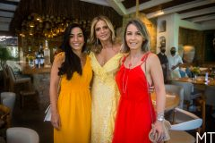 Roberta Morais, Michelle Aragão e Michele Viana