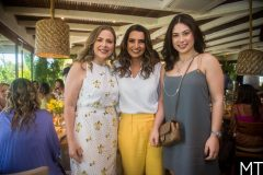 Suyane Dias Branco, Márcia Travessoni e Marcela Dias Branco