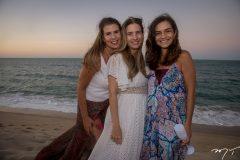 Alexandra Pinto, Karmilse Marinho e Cristina Brasil