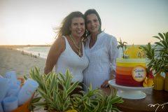 Alexandra Pinto e Michelle Aragão