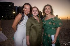 Carol Albuquerque, Vaneska Bezerra e Suyane Dias Branco