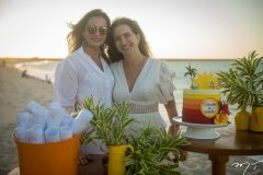 Michelle Aragão e Karmilse Marinho