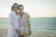 Michelle Aragão e Niedja Bezerra